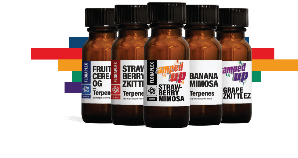 Mix and match terpene blend pack - select 5 blends fo your choice