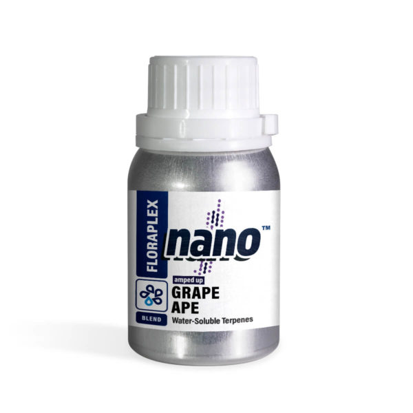 Nano Amped Up Water Soluble Grape Ape Terpenes