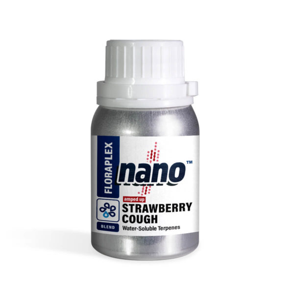Nano Amped Up Water Soluble Strawberry Cough Terpenes