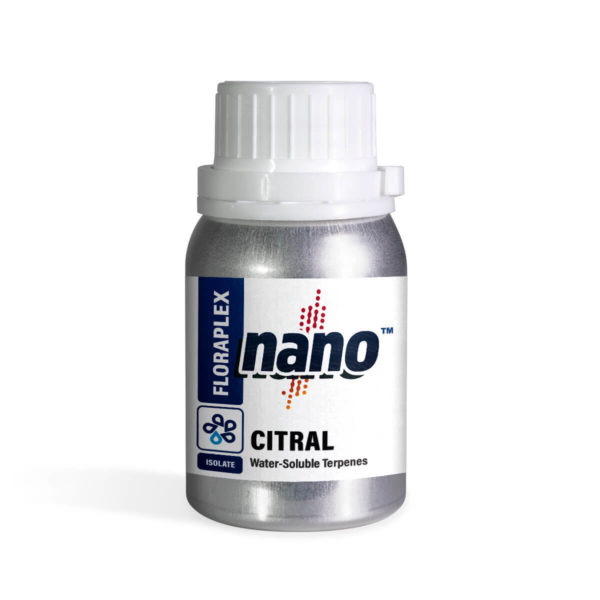 Citral Nano Terpenes 4 oz Canister