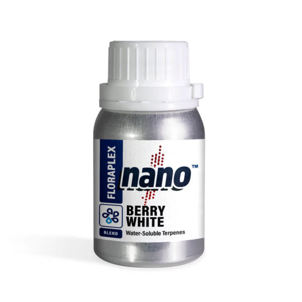 Berry White Nano Terpenes 4 oz Canister
