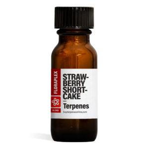 Strawberry Shortcake Terpene Blend - Floraplex 15ml Bottle