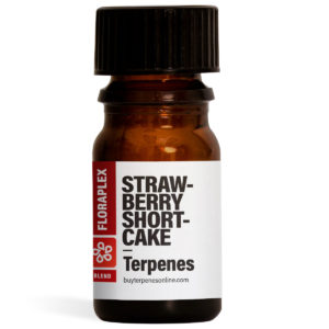 Strawberry Shortcake Terpene Blend - Floraplex 5ml Bottle