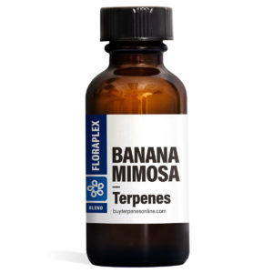 Banana Mimosa Terpene Blend - Floraplex 30ml Bottle