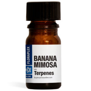 Banana Mimosa Terpene Blend - Floraplex 5ml Bottle