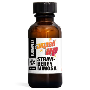 Strawberry Mimosa Amped Up - Floraplex 30ml Bottle