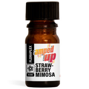 Strawberry Mimosa Amped Up - Floraplex 5ml Bottle