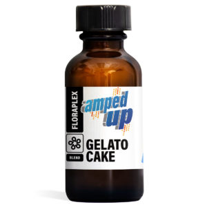 Gelato Cake Amped Up - Floraplex 30ml Bottle