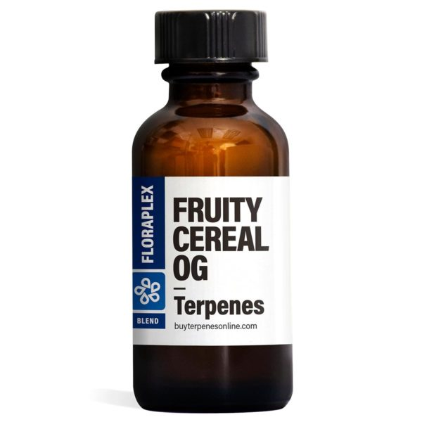 Floraplex Terpenes Fruity Cereal OG Blend