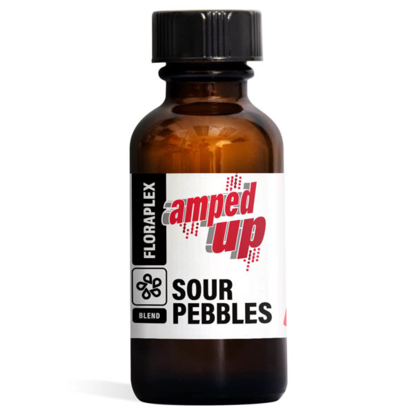 Sour Pebbles Amped Up - Floraplex 30ml Web Image