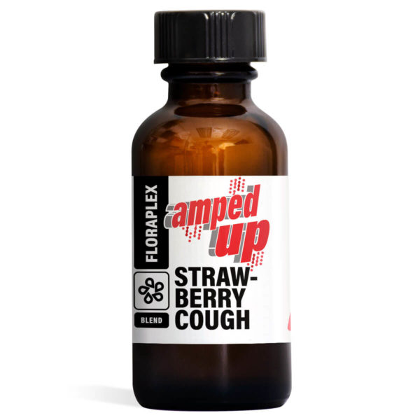 Strawberry Cough Amped Up - Floraplex 30ml Web Image