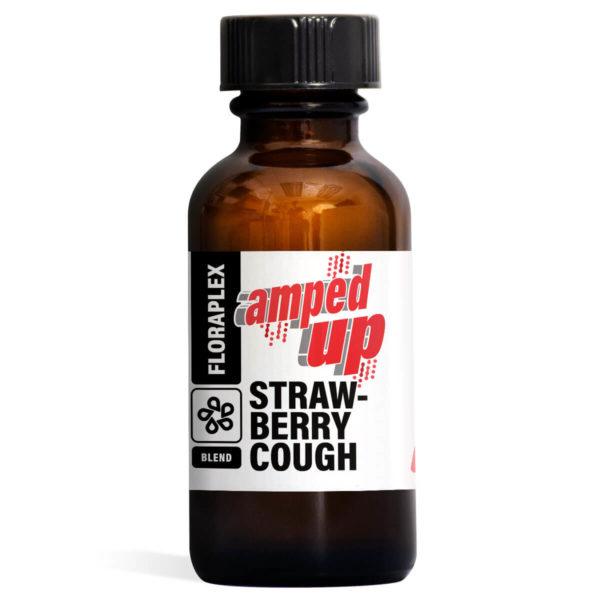 Strawberry Cough Amped Up - Floraplex 30ml Web Image