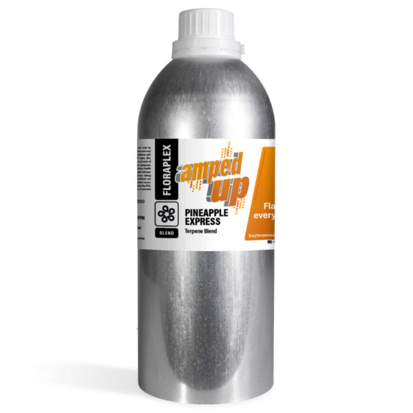 Pineapple Express Amped Up - Floraplex 32oz Canister