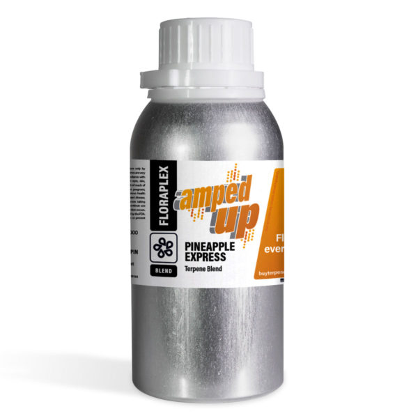 Pineapple Express Amped Up - Floraplex 8oz Canister
