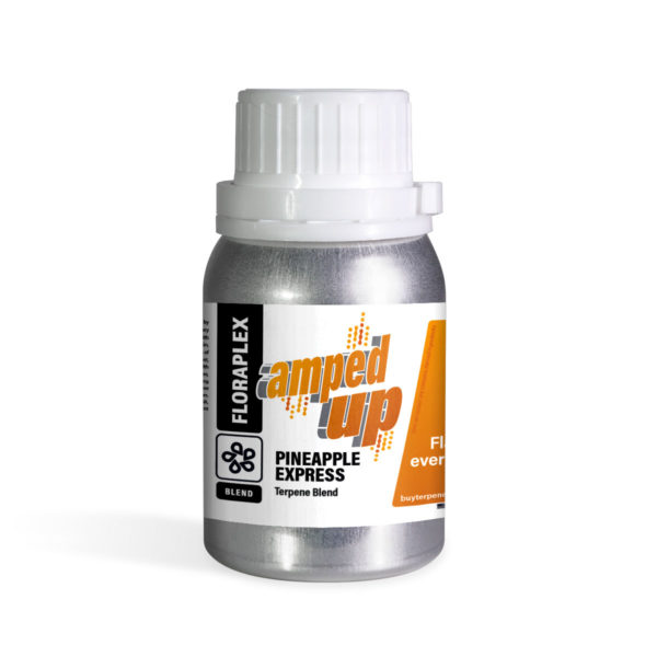 Pineapple Express Amped Up - Floraplex 4oz Canister