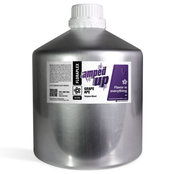 Grape Ape Amped Up - Floraplex Gallon