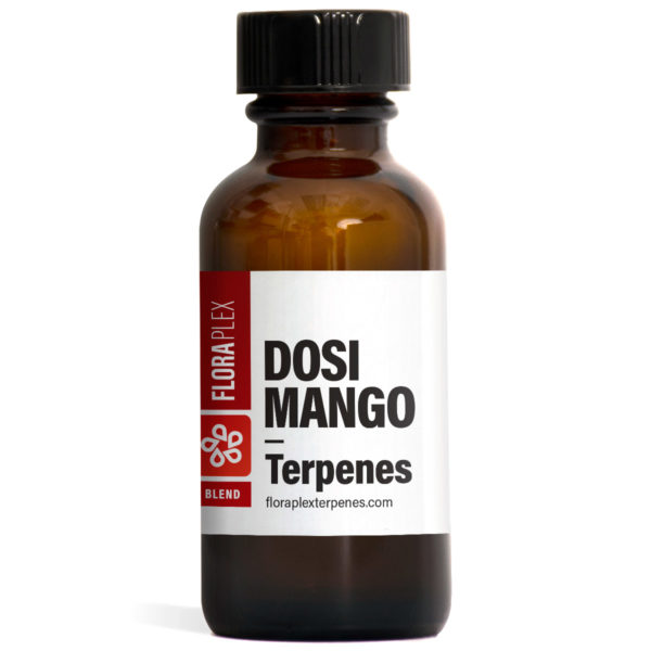 Dosi Mango Terpene Blend - Floraplex 30ml Bottle