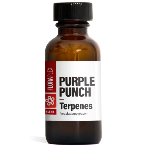 Purple Punch Terpene Blend - Floraplex 30ml Bottle