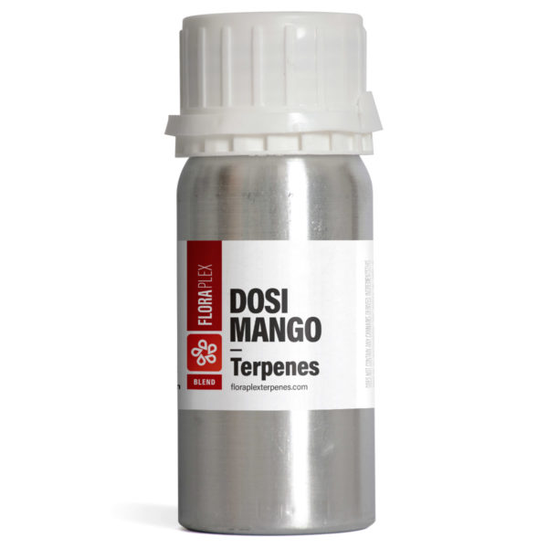 Dosi Mango Terpene Blend - Floraplex 4oz Canister