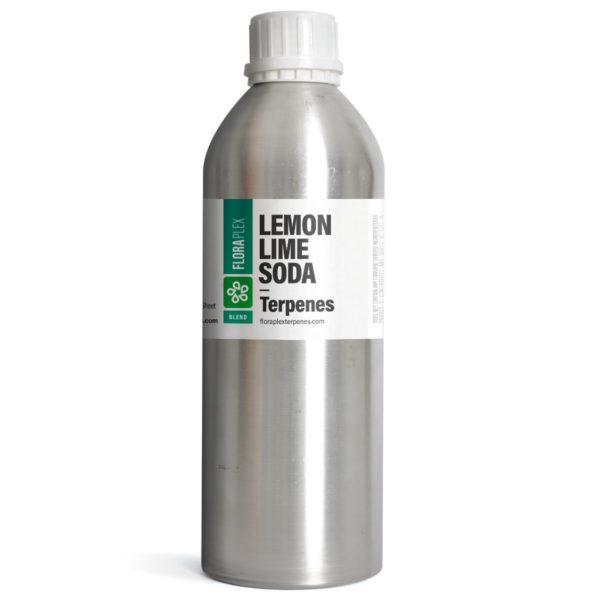 Lemon Lime Soda Terpene Blend - Floraplex 32oz Canister