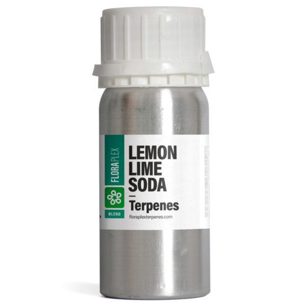 Lemon Lime Soda Terpene Blend - Floraplex 4oz Canister