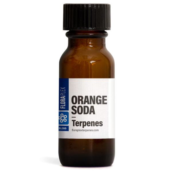 Orange Soda Terpene Blend - Floraplex 15ml Bottle