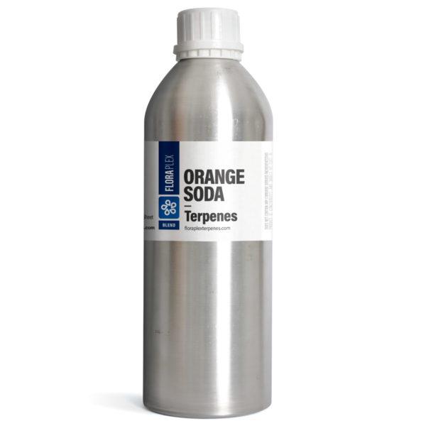 Orange Soda Terpene Blend - Floraplex 32oz Canister