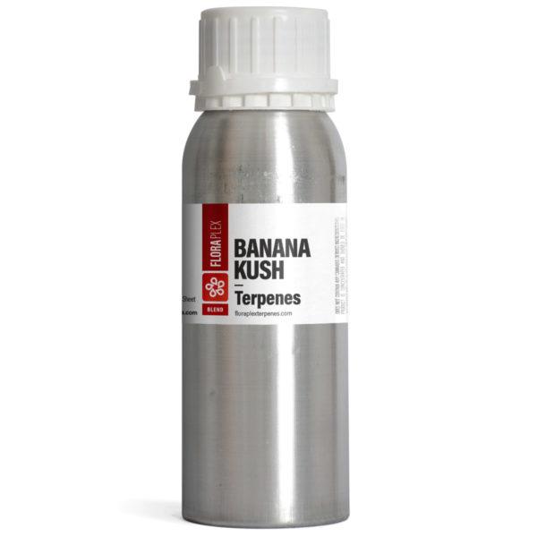 Banana Kush Blend - Floraplex 8oz Canister