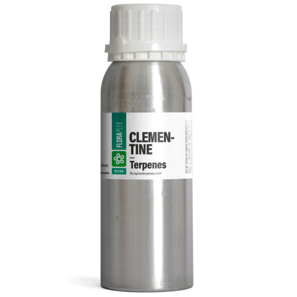 Clementine Blend - Floraplex 8oz Canister
