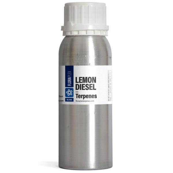 Lemon Diesel Blend - Floraplex 8oz Canister