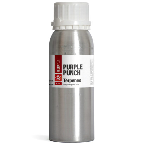 Purple Punch Blend - Floraplex 8oz Conister
