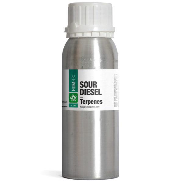 Sour Diesel - Floraplex 8oz Canister