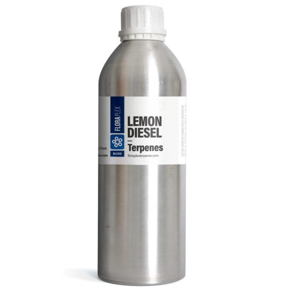 Lemon Diesel Terpene Blend - Floraplex 32oz Canister