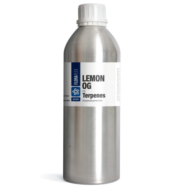 Lemon OG Terpene Blend - Floraplex 32oz Canister