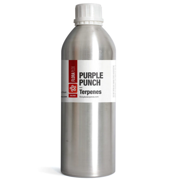 Purple Punch Terpene Blend - Floraplex 32oz Conister