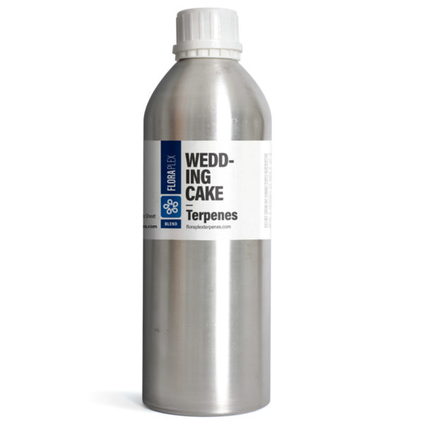 Wedding Cake Terpene Blend - Floraplex 32oz Canister