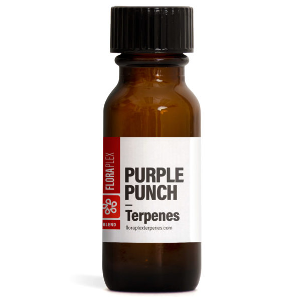 Purple Punch Terpene Blend - Floraplex 15ml Bottle