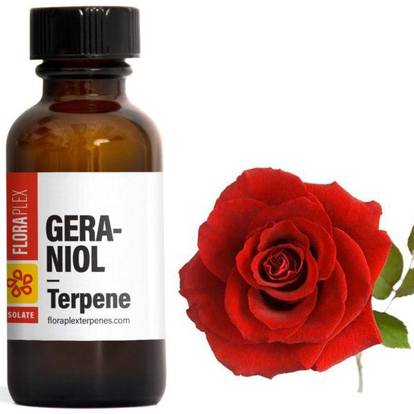 Geraniol - Floraplex Terpenes