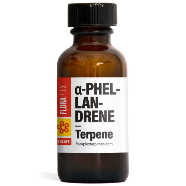 Alpha-Phellandrene - Floraplex 30ml Bottle