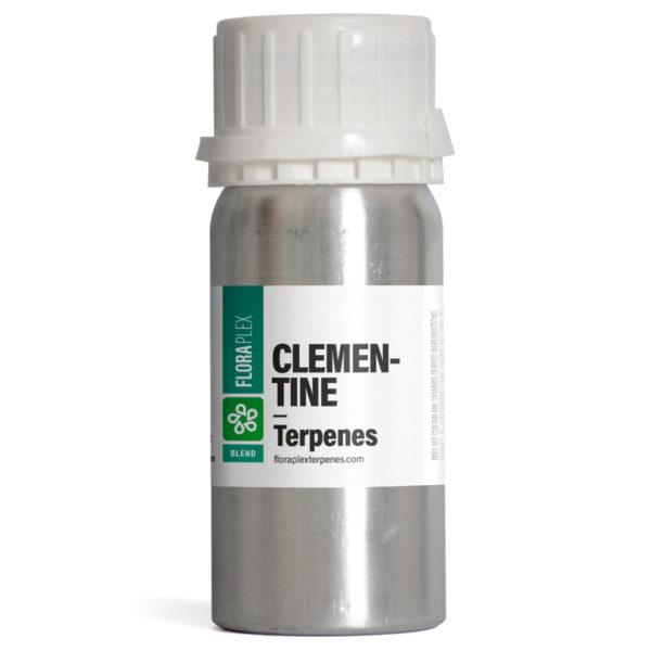 Clementine Blend - Floraplex 4oz Canister
