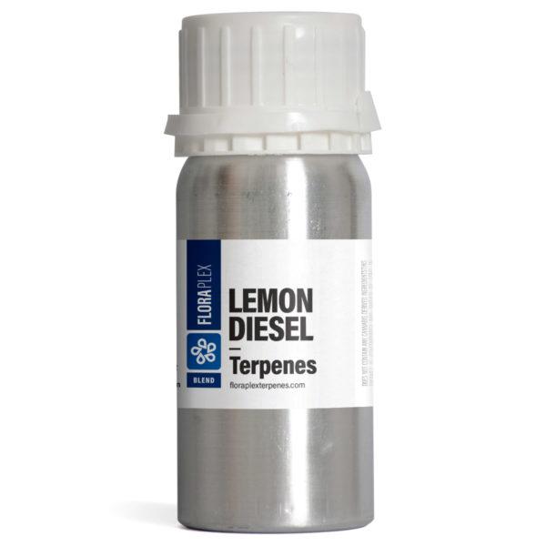 Lemon Diesel Blend - Floraplex 4oz Canister