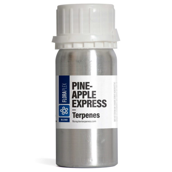 Pineapple Express - Floraplex 4oz Canister