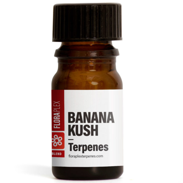 Banana Kush Terpenes Blend - Floraplex 5ml Bottle