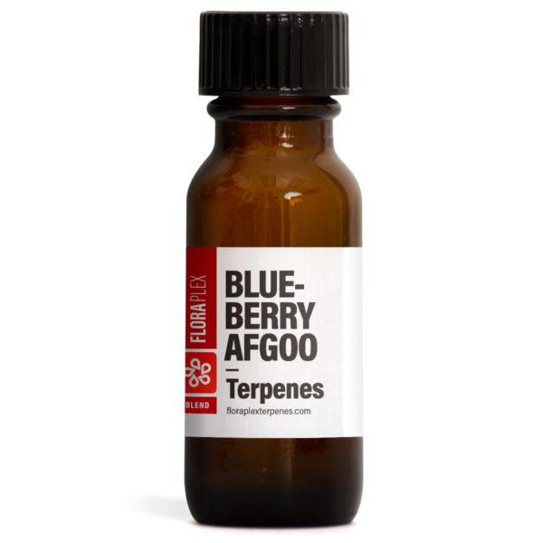 Blueberry Afgoo Terpenes Blend - Floraplex 15ml Bottle
