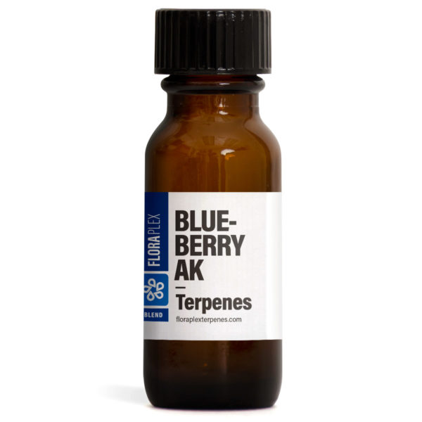 Blueberry AK Terpenes Blend - Floraplex 15ml Bottle