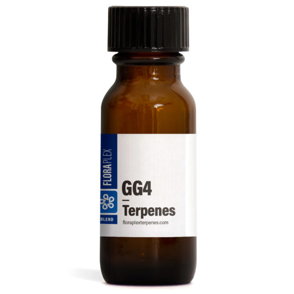 GG4 Terpenes Blend - Floraplex 15ml Bottle