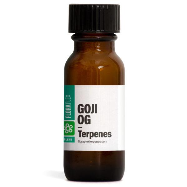 Goji OG Terpenes Blend - Floraplex 15ml Bottle