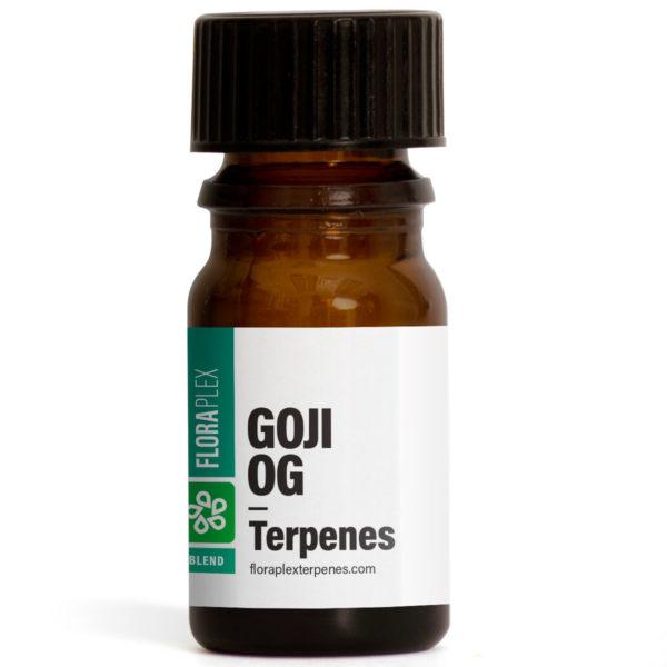 Goji OG Terpenes Blend - Floraplex 5ml Bottle