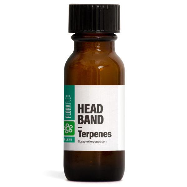 Headband Terpenes Blend - Floraplex 15ml Bottle