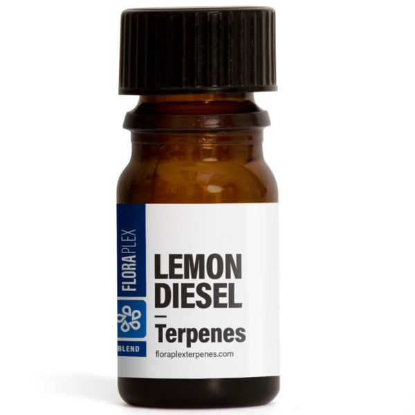 Lemon Diesel Terpenes Blend - Floraplex 5ml Bottle